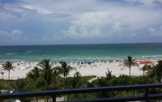 Loews South Beach – Oceanfront Vice-Presidential Suite